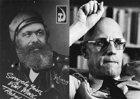 Marx and Foucault-2