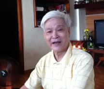 Ông Vũ Đình Hợp, một trong những thành viên bỏ phiếu xuất sắc cho luận án ăn cắp