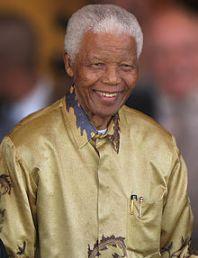 N.Mandela, nhà hòa giải
