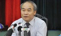 Thú trưởng Nguyễn Vinh Hiển, ảnh Vietnamnet
