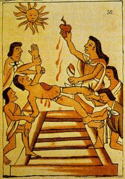 Lễ tế thần thời cổ đại, nguồn ảnh Google